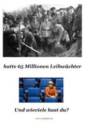 Hitler-Merkel - NS contra NWO